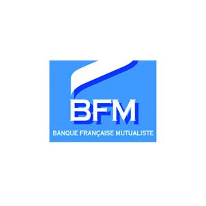 BFM, Banque Française Mutualiste, partenaire bancaire de Socopi, courtier en prêt immobilier et assurance sur Nancy et Metz