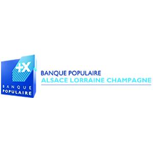 BPALC Banque Populaire Alsace Lorraine Champagne, partenaire bancaire de Socopi, courtier en prêt immobilier et assurance sur Nancy et Metz
