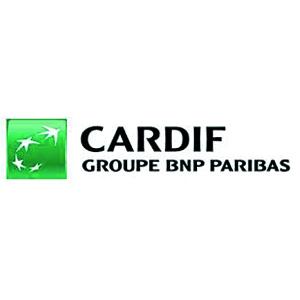 CARDIF Groupe BNP Paribas, partenaire assureur et bancaire de Socopi, courtier en prêt immobilier et assurance sur Nancy et Metz