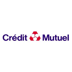 Crédit Mutuel, partenaire bancaire de Socopi, courtier en prêt immobilier et assurance sur Nancy et Metz