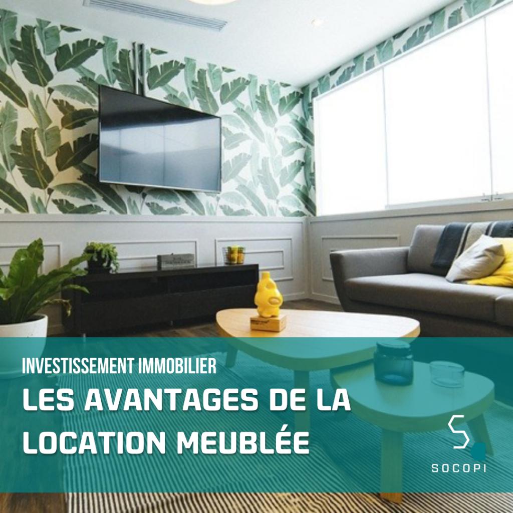 LMNP - location meublée non professionnelle